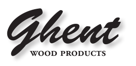 Wood you like to know - Ghent Wood Products |Ghent Wood Products
